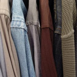 Spring Clean Your Shared Closet
