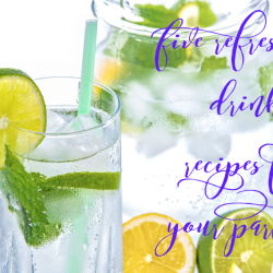 Five Fantastic Drink Recipes for your Parties!